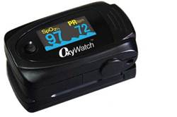 Finger Model Pulse Oximeter, Adult
