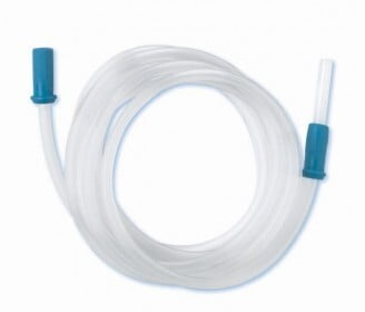 "Suction Connecting Tubing Sterile ¼"" X 72"""