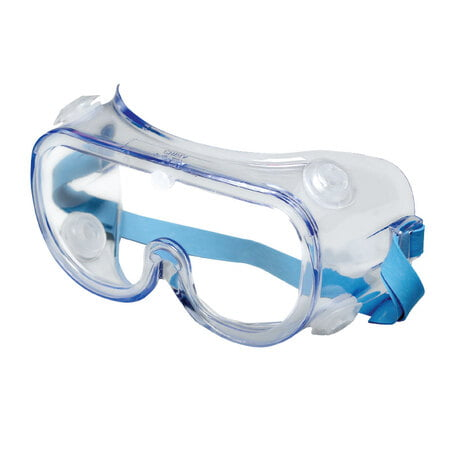 Anti-Fog Chemical Splash Vent Goggles