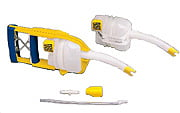 V-VAC MANUAL SUCTION STARTER KIT W/HANDLE 2 CARTRIDGES 1 ADAPTER 1 CATHETER