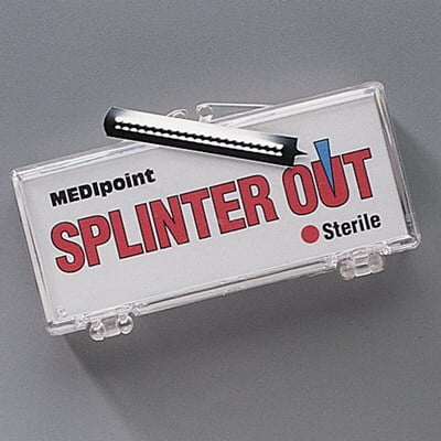 Splinter Out, 10/Pack