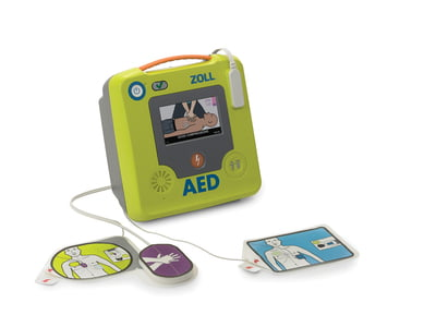 Zoll AED 3 Fully Automatic (EN) for Lay Responders