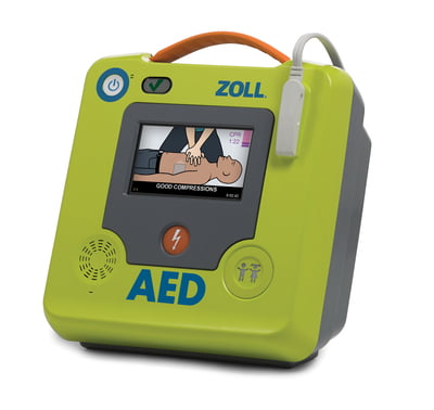 Zoll AED 3 Semi-Automatic (EN) for Lay Responders